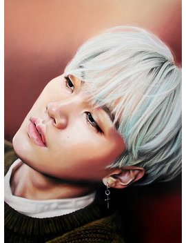 Yoongi Daydream Poster by Noonday Sun