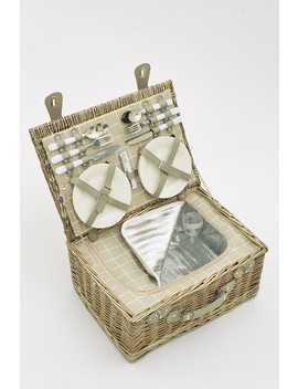 4 Person Country Filled Picnic Hamper by Next