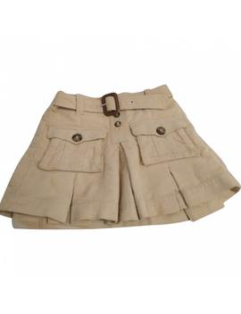 Mini Skirt by Burberry
