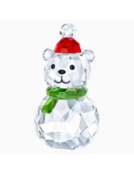 Rocking Polar Bear by Swarovski