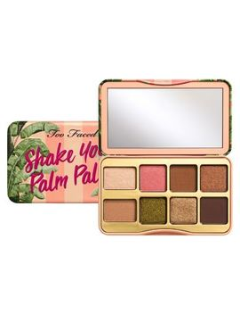 Too Faced Peaches & Cream Shake Your Palm Palms On The Fly Eyeshadow Palette by Too Faced