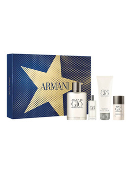 Acqua Di Gio Edt 100ml Gift Set by Giorgio Armani