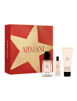 Si Edp 50ml Gift Set by Giorgio Armani