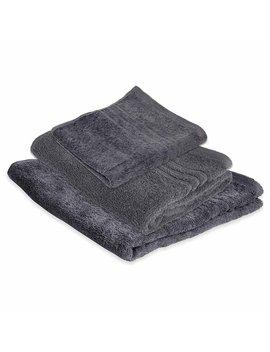 Wilko Charcoal Towel Bundle Wilko Charcoal Towel Bundle by Wilko