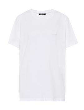 Ellison Face Cotton T Shirt by Acne Studios