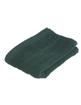 Wilko Supersoft Emerald Face Cloths 2 Pack Wilko Supersoft Emerald Face Cloths 2 Pack by Wilko