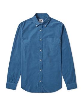 Nn07 Levon Baby Cord Shirt by Nn07