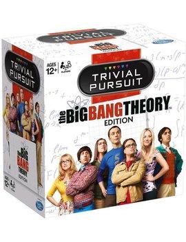 Trivial Pursuit Big Bang Theory   Engelstalig by The Big Bang Theory