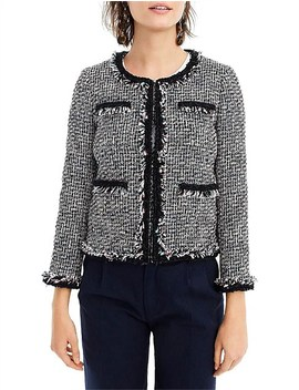 Robin Printemps Tweed Blazer by Jcrew