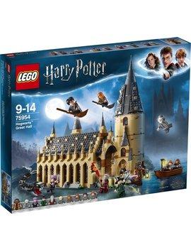 Lego Harry Potter De Grote Zaal Van Zweinstein   75954 by Lego