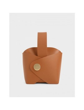 Mini Bucket Bag by Charles & Keith