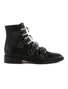 Multi Strap Boots by Givenchy