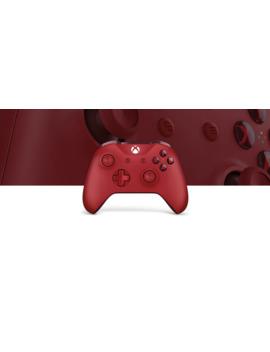 Xbox Trådlös Handkontroll – Röd by Microsoft