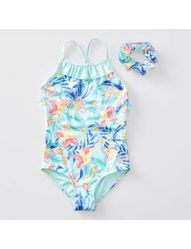 Piping Hot Bathers With Hair Tie by Target