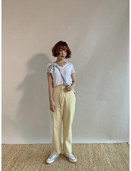 Short Sleeve Cardigan And Cami Set by Stylenanda
