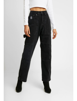 Combat   Jeans Straight Leg by Ragged Jeans