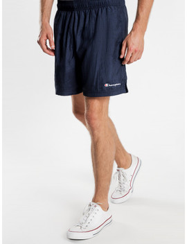 Nylon Shorts In Navy by Glue Store