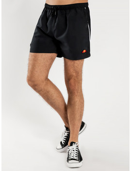 Dem Slackers Shorts In Black by Glue Store