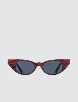 The Breaker Sunglasses by              Le Specs