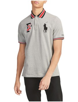 Short Sleeve Polo by Polo Ralph Lauren