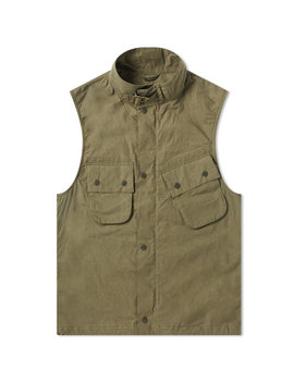 Barbour X Engineered Garments Arthur Gilet by Barbour