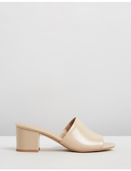 Lila Mules by Spurr