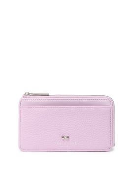 Lotta Bow Leather Card Case by Ted Baker London