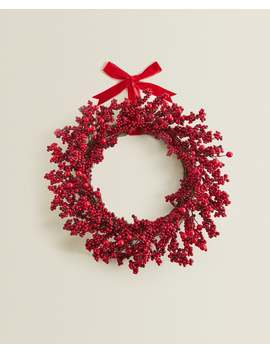 ČervenÁ ReŤaz – Vianoce  ObÝvaČka by Zara Home