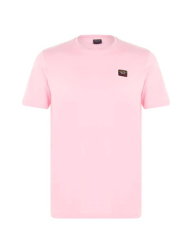 Basic Crew Neck T Shirt by Paul And Shark