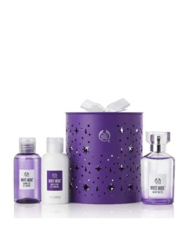 White Musk® Christmas Collection by The Body Shop