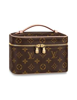 Louis Vuitton Nice Beauty Case Monogram Mini Brown by Stock X