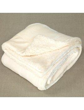 W150 X L200cm Herring Fleece Blanket by George Oliver