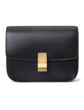 Celine Classic Box Medium Black by Stock X