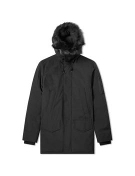 Kenzo Faux Fur Hooded Parka by Kenzo