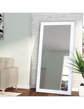 Industrial Full Length Modern & Contemporary Accent Mirror by Wade Logan