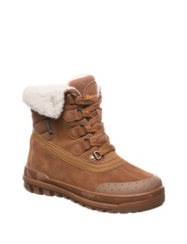 Inka Genuine Sheepskin Footbed Boot by Bearpaw