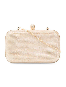Pearl Top Clutch by Tj Maxx