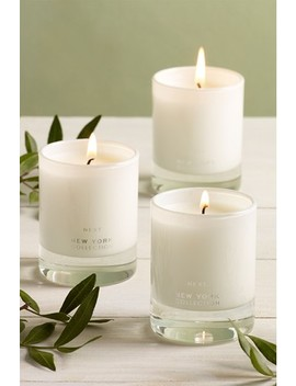 Set Of 3 New York Collection Luxe Candles by Next