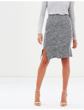 Clarity Knit Skirt by Saba
