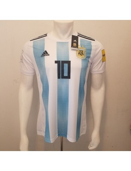 Messi Argentina Home Fan Jersey World Cup 2018 Nwt/New by Poshmark