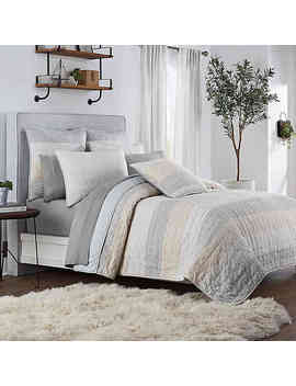 Ugg® Tideline King Quilt In Grey by Bed Bath And Beyond