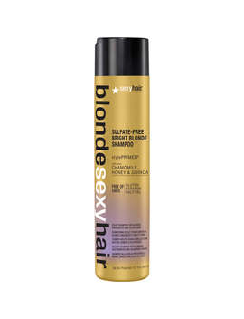 Sexy Hair Blonde Bright Blonde Violet Shampoo 300ml by Sexy Hair