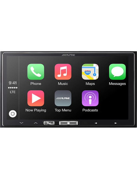 Alpine I Lx 107 7 Inch Wireless Car Play Mech Less In Dash Receiver by Best Buy