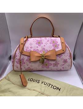 Louis Vuitton Cherry Blossom Bag Vintage by Louis Vuitton