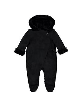 Hooded Snowsuit, 1 Month 2 Years by La Redoute Collections