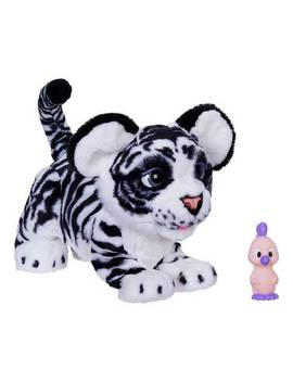 Fur Real Roarin' Ivory The Playful Tiger919/0959 by Argos