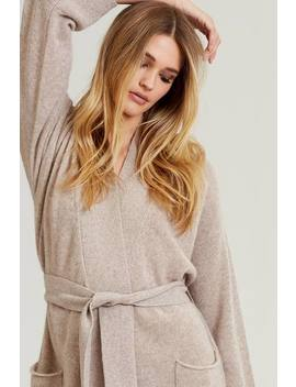 Ynes Robe by Nakedcashmere