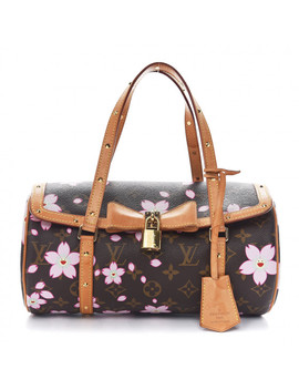 Louis Vuitton Monogram Cherry Blossom Papillon Brown by Louis Vuitton