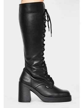 Indiana Knee High Boots by Roc Boots Australia
