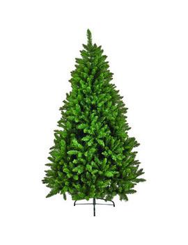 7ft Premier Decorations Westmead Spruce   Green by Premier Decorations Ltd